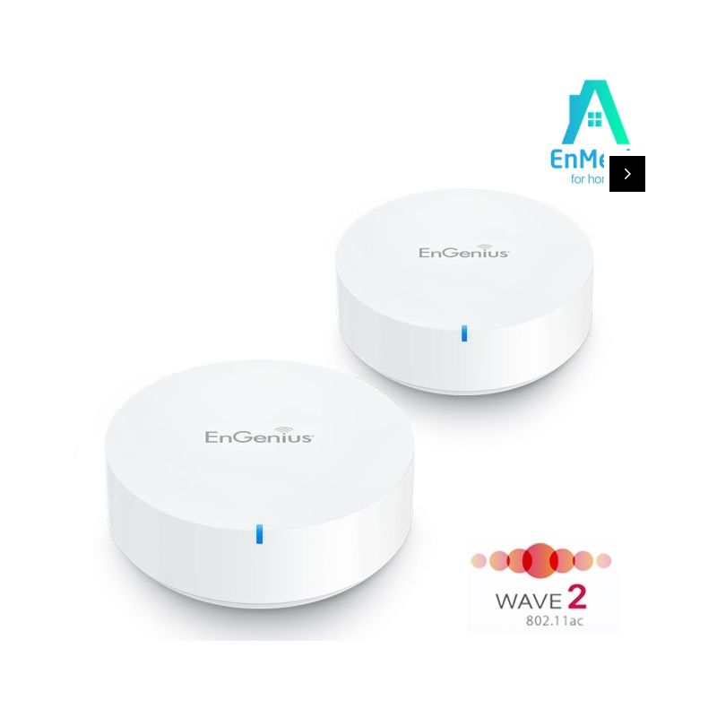Engenius Emr3500 Router Access Point Mesh Wifi Wave2 Ac1300