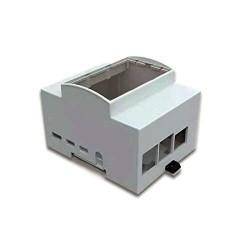 Caja Carril DIN Raspberry Pi 4