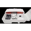 Switch PoE externo Wi-Tek WI-PS210G-O 8 + 2 portas