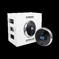 Fibaro Intercom Telefone de porta de vídeo conectado por internet