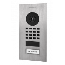 DOORBIRD - D1101V Recessed IP Video Door Station