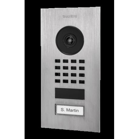 DOORBIRD - D1101V Videoportero IP de montaje en superficie