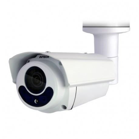 AVTECH DGM1306 camara IP MJPEG y h.264 2MP IR Bullet (2,8 - 8mm, F1.6~2.8) con vision nocturna