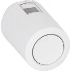 Cabeçote termostático Danfoss LC-13 Z-Wave para radiador adaptável às válvulas RA e M30.
