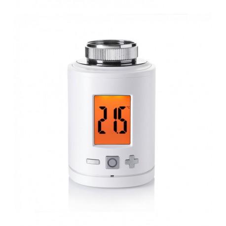 EUROTRONIC Spirit Zigbee - Cabezal termostatico para radiador de tecnología Zigbee