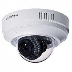 Grandstream GSGXV3611HD Indoor PoE Mini Dome IP Camera with Night Vision