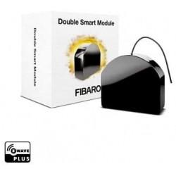 Micromódulo Interruptor duplo relé ON / OFF 2x1,5Kw da Fibaro