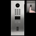 DoorBird D2101FV EKEY Recessed IP video door phone prepared for Home FS UP I fingerprint reader