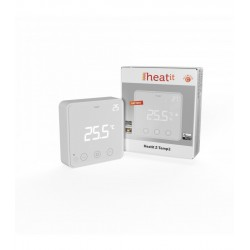 Heatit Z-Temp2 - Z-Wave thermostat for water heating