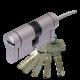 LINCE CPlus cilindro para Danalock acabado niquel (5 llaves)
