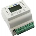 ekey home CP DRM 1 unit Control Panel for DIN rail mounting 1 relay