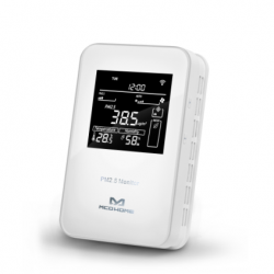 MCOHome PM2.5 Monitor - Z-Wave + Air Quality Sensor (230V)