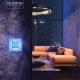 Qubino Luxy Smart Switch -  interruptor inteligente Z-Wave con luz y sonido