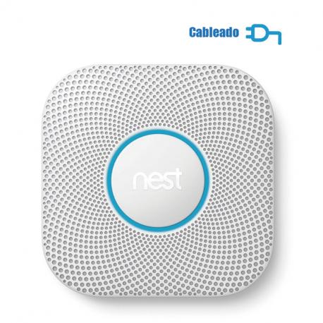 Nest Protect Alarma antihumo y de CO (versión española)