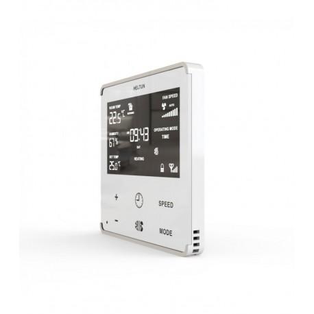 HELTUN Termostato Z-Wave para ventiloconvectores (Blanco)