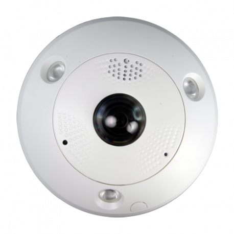 Camara IP FishEye Safire SF-IPDM360-12 (ojo de pez)