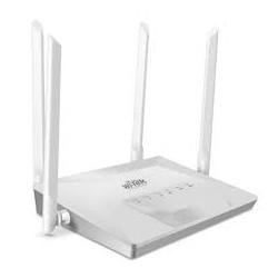 Roteador Wi-Tek WI-LTE300 4G LTE / Wifi 300 Mbps 2 portas 10/100 + 1 Wan 10/100, 4 antenas 5 dBi