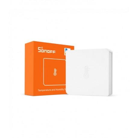 SONOFF - Sensor de temperatura y humedad ZigBee 3.0