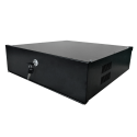 Special safe for video recorder. Lock with key. 350 wide