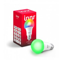 INNR Bulb ZigBee 3.0 type E27 - RGBW + Multi-white adjustable - 2200K to 6500K