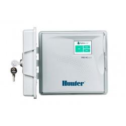 Hunter Hydrawise PRO HC601-E Programador de Riego Wifi exterior 6 estaciones