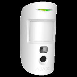 AJAX MotionCam - Detector de movimento com câmera fotográfica para verificação de alarmes
