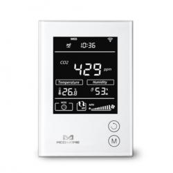 MCO Home Medidor de CO2 Humedad y Temperatura Z-Wave+ con pantalla (230V)
