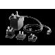 TRANSFORMADOR PARA RASPBERRY PI 5.1V 3A USB-C BLACK