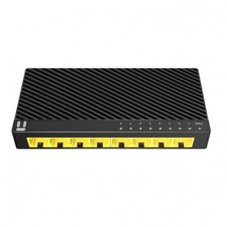 NETIS ST3108GC mini switch 8 puertos 10/100/1000 Mbps AUTO MDI/MDI-X