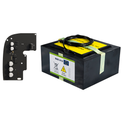AJAX Autonomous Battery Kit for HUB2 control panel