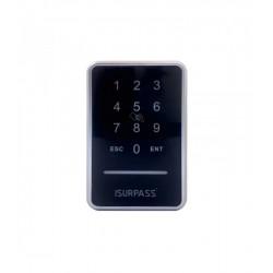 iSurpass - teclado Z-Wave e teclado RFID