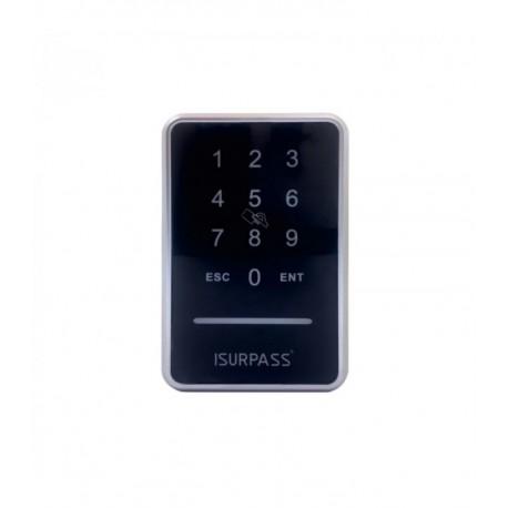 iSurpass - Teclado numérico de claves y RFID Z-Wave
