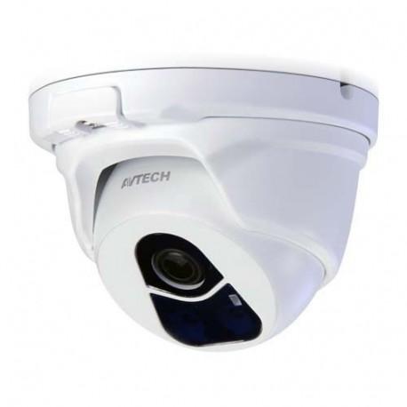 AVTECH DGM2203SV 2MP IR Camara IP MJPEG Minidomo PoE