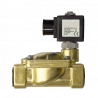 Electroválvula de agua NA 220V