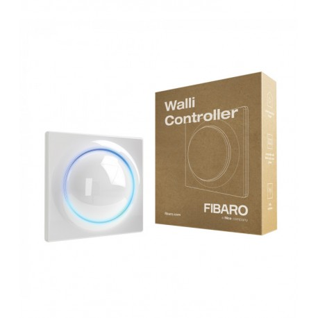 FIBARO Walli Controller - control remoto empotrable Z-Wave+ 700