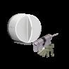 Pack Cerradura domotica DANALOCK V3 Z-Wave + Cilindro LINCE CPlus- Cerradura y cilindro en un lote