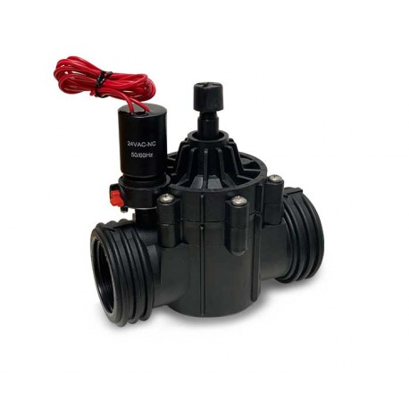 Galarza - Electroválvula agua riego 1'' - 24Vac