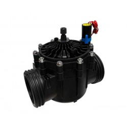 "Galarza - válvula solenóide de água de irrigação 3"" - 24Vac"