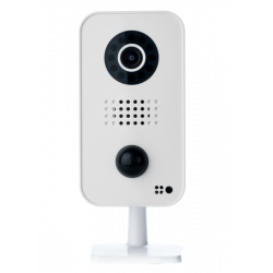 DoorBird BirdGuard B101 additional camera to the video intercom