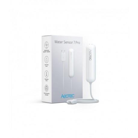 Aeotec Water Sensor 7 Pro Sensor de inundación Z-Wave+ 700