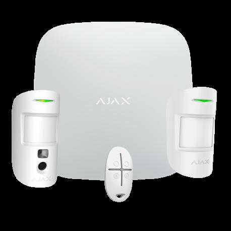 Kit Alarma Ajax StarterKit-CAM-MP