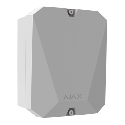 Ajax MultiTransmitter - Module to connect the wired alarm to Ajax and manage security through the app