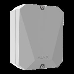 Ajax MultiTransmitter - Módulo para conectar la alarma cableada a Ajax y gestionar la seguridad a través de la app