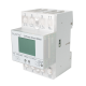 Qubino Smart Meter 3 fases - medidor de consumo eléctrico Z-Wave Plus trifásico para carril DIN