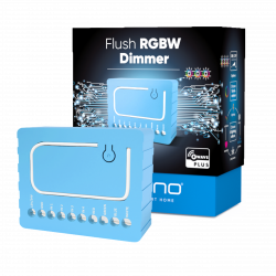 QUBINO RGBW DIMMER - Z-Wave Plus color controller