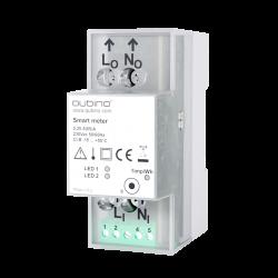 QUBINO Smart Meter - Módulo medición de consumo electrico Z-Wave para carril DIN