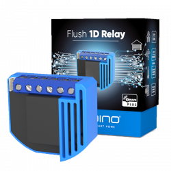 Qubino Flush 1D Relay (Relay Z-Wave Dry Contact)