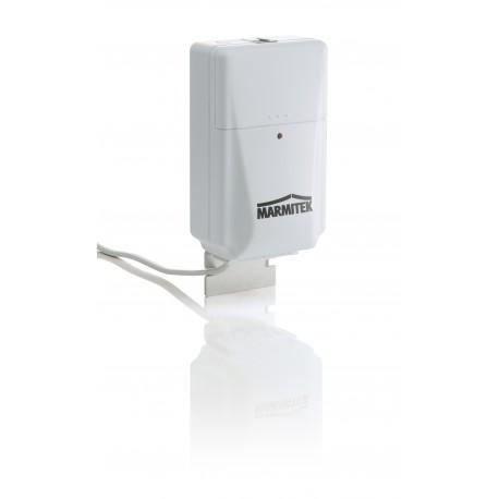 Interfaz X-10 compatible con sistemas de alarma