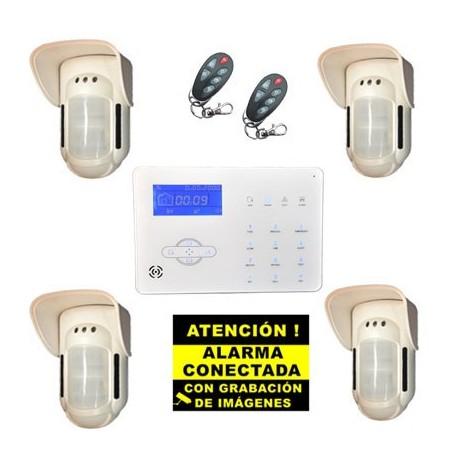 Sistemas alarmas alarmas de hogar sin cuotas for Alarmas para casa sin cuotas