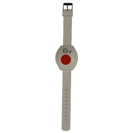 Pulsera antipánico Z-Wave con botón de emergencia de Benext